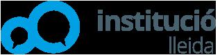 English in Institució Lleida Logo